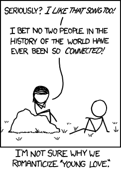xkcd: Connected
